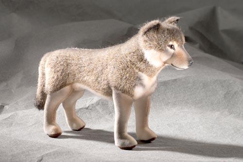 Wolf minitier k sener spielzeug manufaktur gmbh - Wolf manufaktur ...